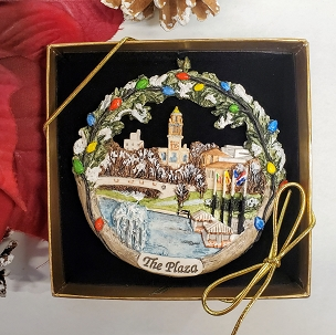 The Plaza Brush Creek Exclusive Limited Edition Ornament